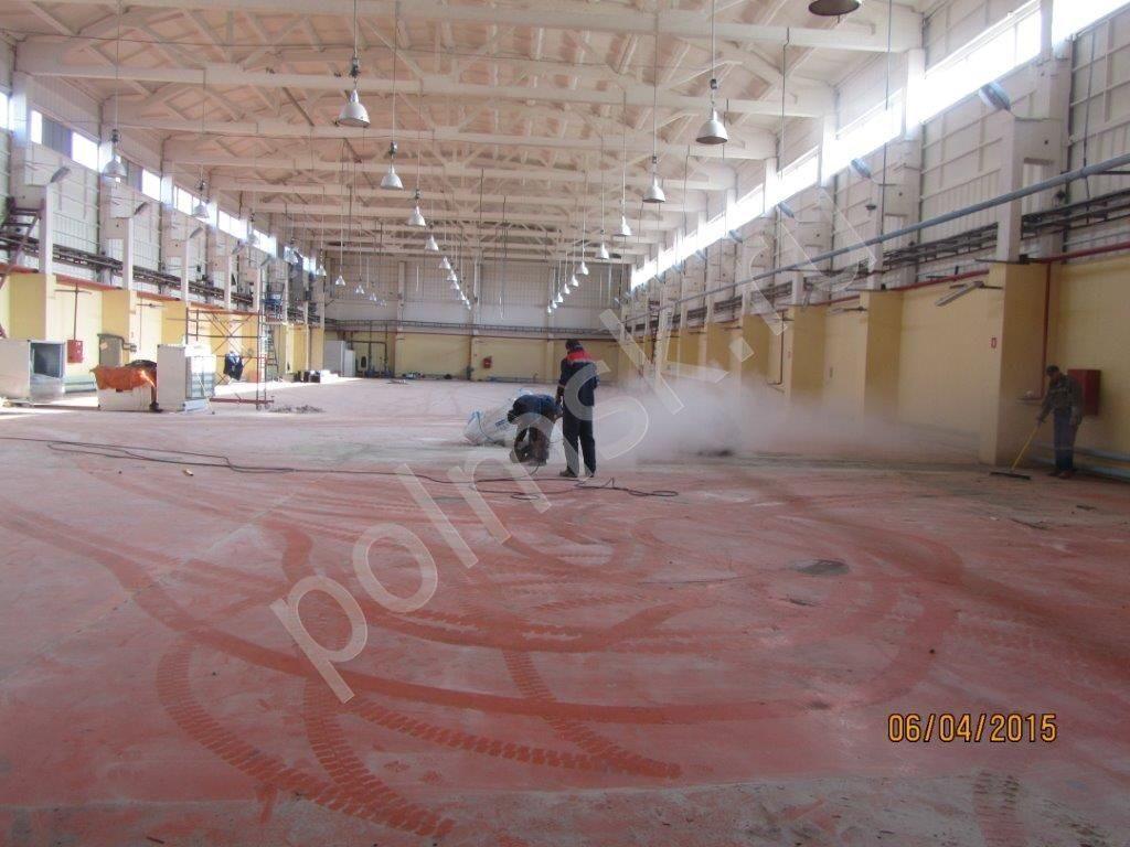 Является ли замена бетонного пола реконструкцией