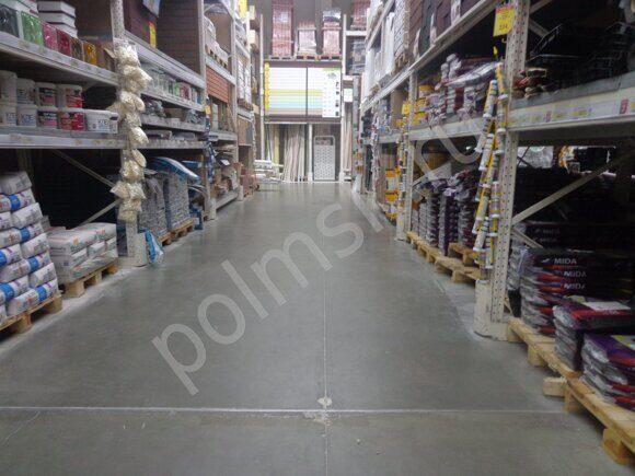 бетонные полы швы ремонт