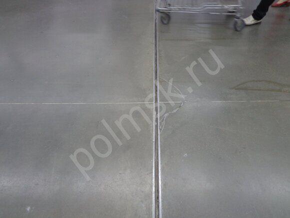 Чистота гарантирована. Восстановление бетонных полов